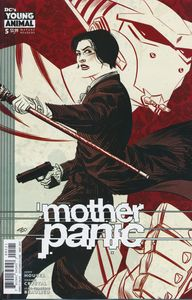 [Mother Panic #5 (Variant Edition) (Product Image)]