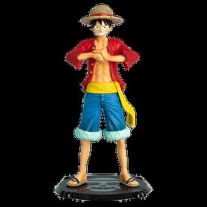 [One Piece: PVC Figure: Monkey D. Luffy (Product Image)]