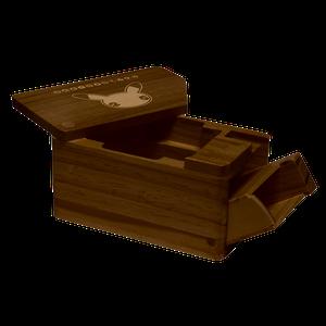 [Pokémon: Deck Box: 25th Anniversary (Product Image)]