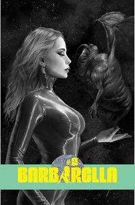 [Barbarella #2 (Cover K Cohen Black & White Variant) (Product Image)]