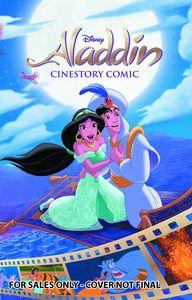 [Disney's Aladdin: Cinestory (Product Image)]