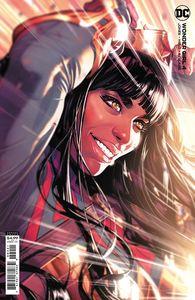 [Wonder Girl #4 (Jamal Campbell Cardstock Variant) (Product Image)]