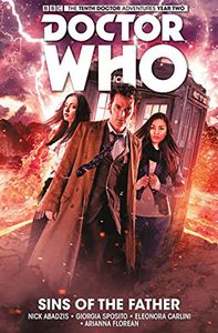 [Doctor Who: 10th Doctor: Volume 6: Sins Of The Father (Product Image)]