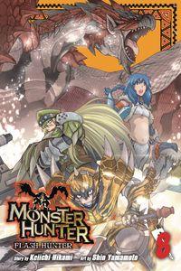 [Monster Hunter: Flash Hunter: Volume 8 (Product Image)]