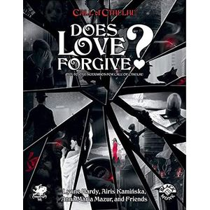 [Call Of Cthulhu: Does Love Forgive? (Product Image)]