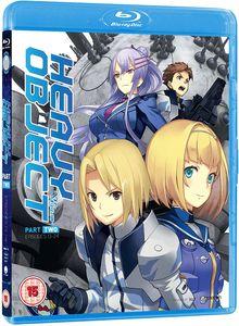 [Heavy Object: Season 1 Part 2 (Blu-Ray) (Product Image)]