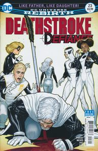 [Deathstroke #23 (Product Image)]