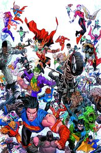 [Dark Nights: Death Metal: The Last 52: War Of The Multiverse #1 (Product Image)]