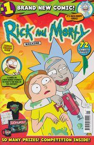 [Rick & Morty #1 (Titan Edition) (Product Image)]