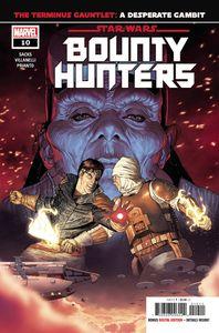 [Star Wars: Bounty Hunters #10 (Product Image)]