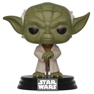 [Star Wars: Clone Wars: Pop! Vinyl Bobblehead: Yoda (Product Image)]