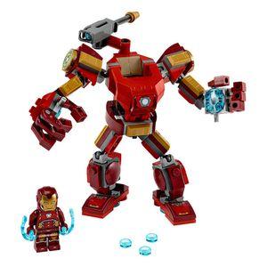 [LEGO: Avengers: Iron Man Mech (Product Image)]