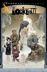 [Locke & Key/Sandman: Hell & Gone #1 (Cover A Rodriguez) (Product Image)]