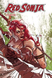 [Red Sonja #23 (Cover C Stott) (Product Image)]