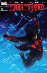[Miles Morales: The End #1 (Product Image)]