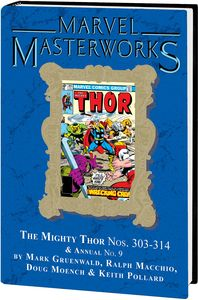 [Marvel Masterworks: Mighty Thor: Volume 20 (Dm Variant Edition 304 Hardcover) (Product Image)]