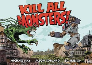 [Kill All Monsters: Omnibus: Volume 1 (Hardcover) (Product Image)]