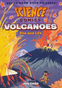 [Science Comics: Volcanoes (Product Image)]
