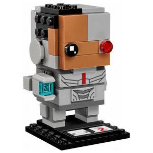 [LEGO: Brickheadz: Justice League: Cyborg (Product Image)]