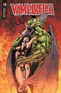 [Vampirella #16 (Castro B Bonus Variant) (Product Image)]