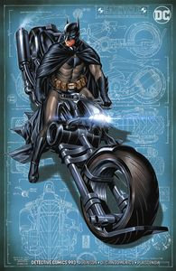 [Detective Comics #993 (Variant Edition) (Product Image)]