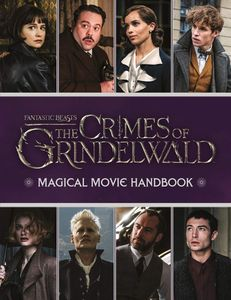 [Fantastic Beasts: The Crimes of Grindelwald: Magical Movie Handbook (Hardcover) (Product Image)]