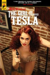 [Minky Woodcock: The Girl Who Electrified Tesla #2 (Cover B Photo) (Product Image)]