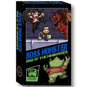 [Boss Monster: Rise Of The Minibosses (Product Image)]