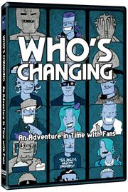 [Who's Changing: An Adventure In Time With Fans (Product Image)]