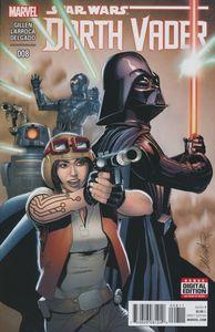 [Darth Vader #8 (Product Image)]