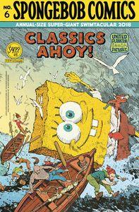 [Spongebob Comics: Annual Giant Swimtacular #6 (Product Image)]