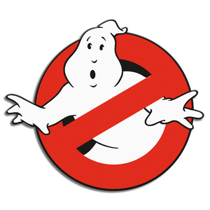 [Ghostbusters: Patch: No Ghost Uniform Symbol (Product Image)]