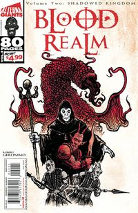 [The cover for Alterna Giants: Blood Realm: Volume 2]