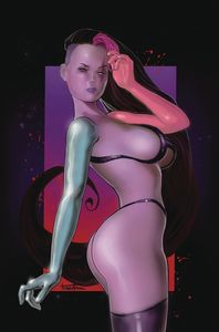 [Amalgama Space Zombie: Galaxy's Most Wanted #3 (Cover E Herman) (Product Image)]