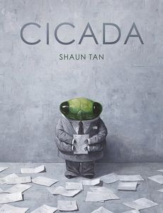 [Cicada (Hardcover) (Product Image)]