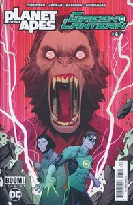 [Planet Of The Apes/Green Lantern #4 (Main Cover) (Product Image)]