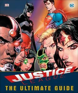 [DC Comics: Justice League Ultimate Guide (Hardcover) (Product Image)]