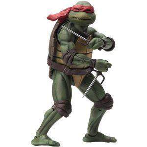 [Teenage Mutant Ninja Turtles: 1990 Movie Action Figure: Raphael (Product Image)]