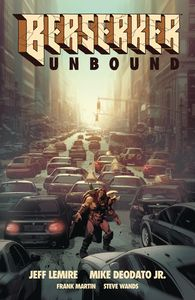[Berserker Unbound (Hardcover) (Product Image)]