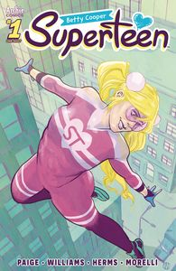 [Betty Cooper: Superteen: Oneshot (Cover E Walsh) (Product Image)]
