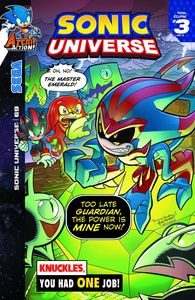 [Sonic Universe #69 (Product Image)]