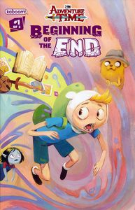 [Adventure Time: Beginning Of The End #1 (Product Image)]