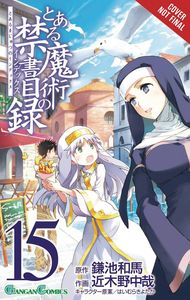 [A Certain Magical Index: Volume 15 (Product Image)]