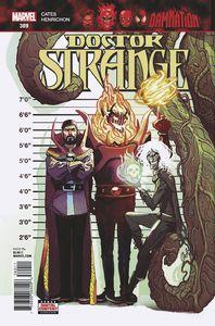 [Doctor Strange #389 (Legacy) (Product Image)]