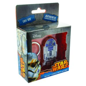 [Star Wars: Torch With Sound: R2-D2 (Product Image)]