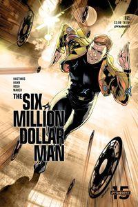 [Six Million Dollar Man #5 (Cover C Georgiev) (Product Image)]