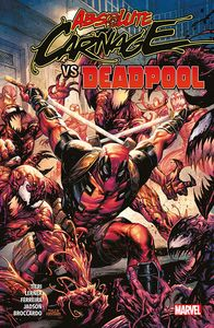 [Absolute Carnage Vs Deadpool (Product Image)]