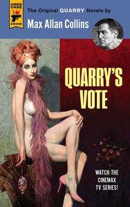[Hardcase Crime: Quarry's Vote (Product Image)]