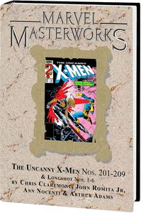 [Marvel Masterworks: Uncanny X-Men: Volume 13 (DM Variant Edition 308 Hardcover) (Product Image)]