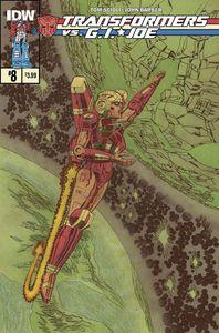 [Transformers Vs GI Joe #8 (Product Image)]